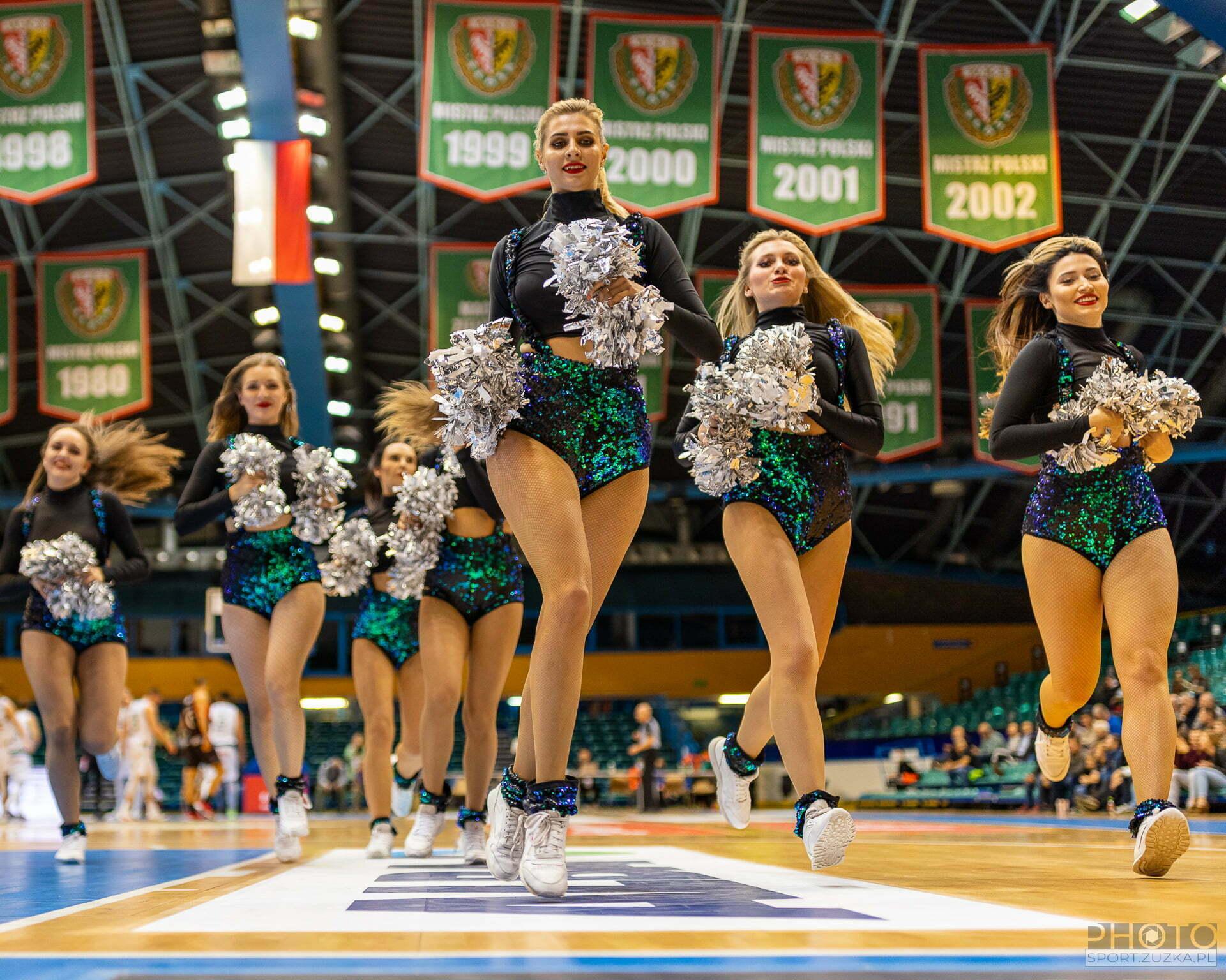 2021-09-20 Cheerleaders Wrocław