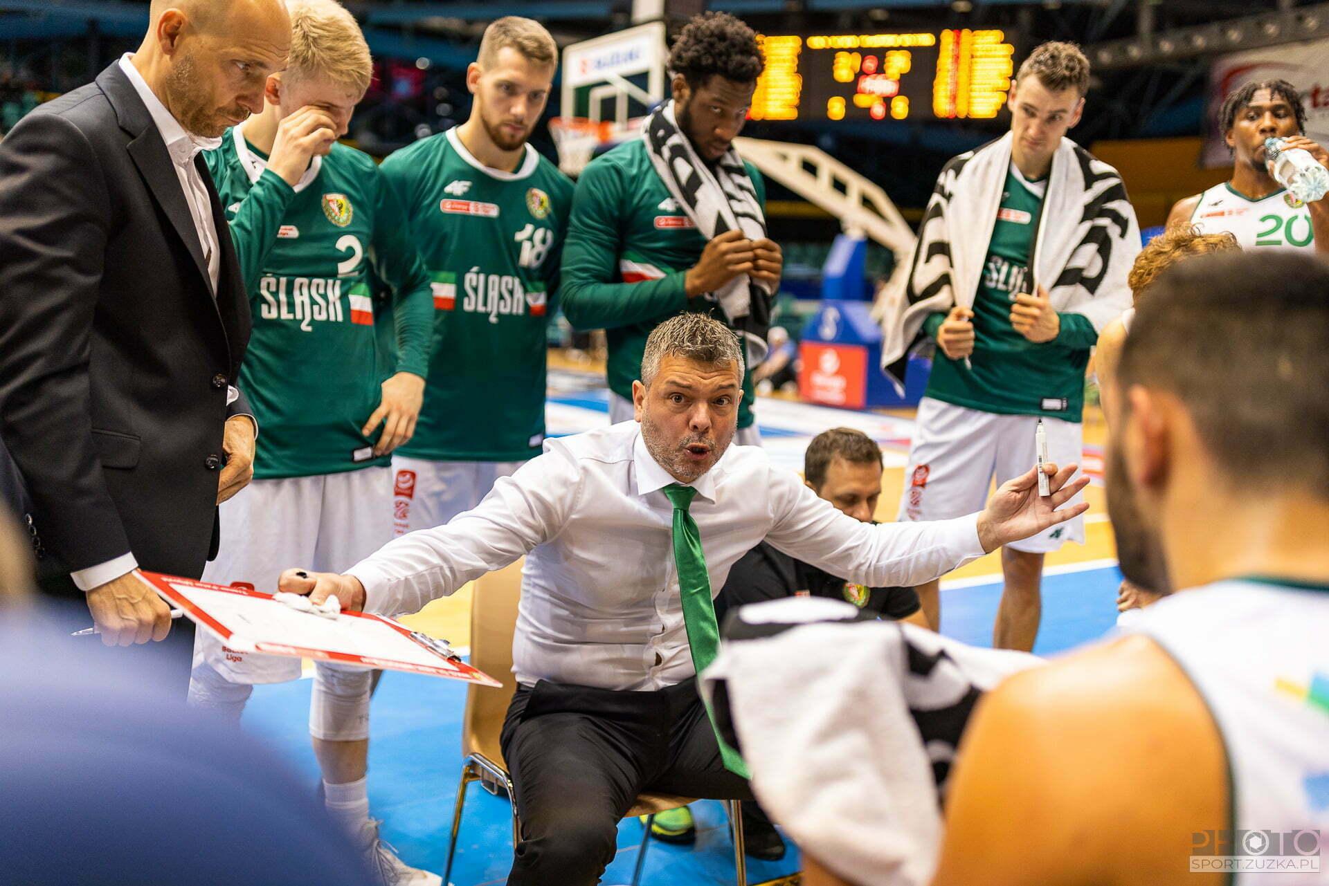 2021-09-20 WKS Śląsk Wrocław vs Enea Abramczyk Astoria Bydgoszcz